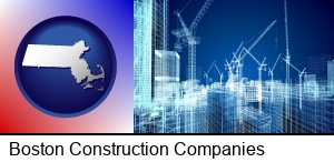 construction projects in Boston, MA
