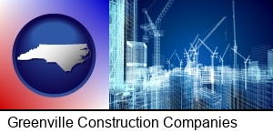 construction projects in Greenville, NC