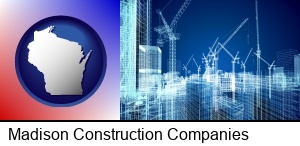 Madison, Wisconsin - construction projects