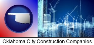 Oklahoma City, Oklahoma - construction projects