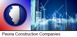 construction projects in Peoria, IL