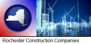 Rochester, New York - construction projects